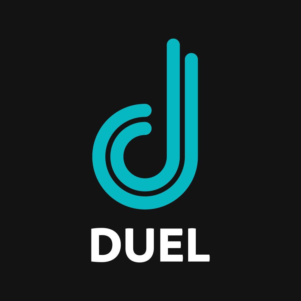 Duel-Logo-Dark-Square