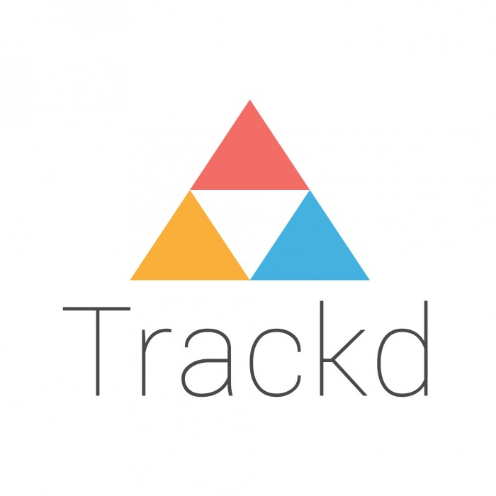 Trackd logo